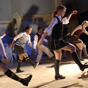 Tap Dance (การเต้นแท็ป )