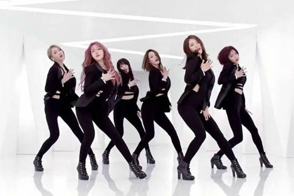 ท่าเต้นเกาหลีอันดับหนึ่ง