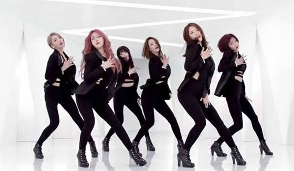 ท่าเต้นเกาหลีที่กำลังมาแรง