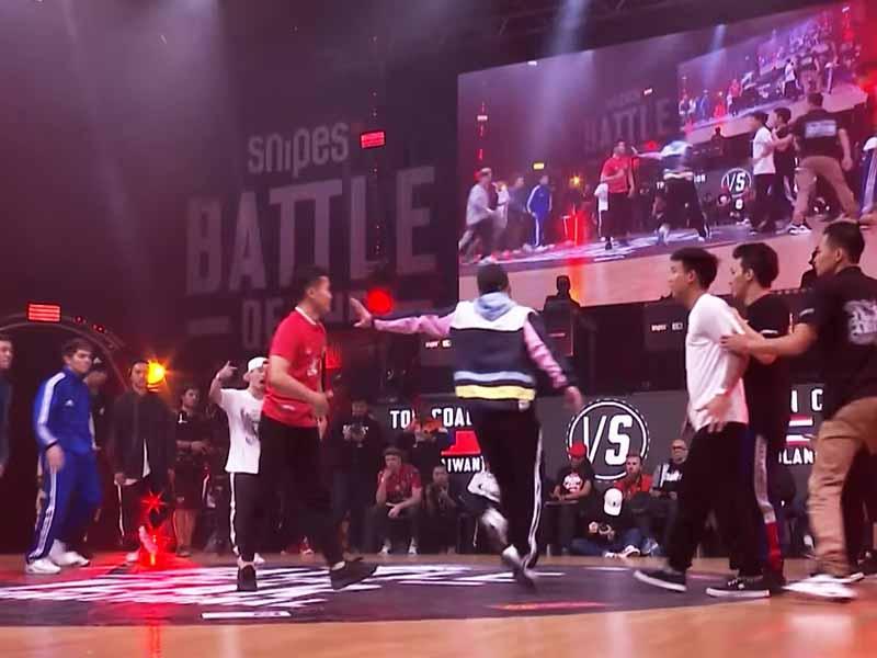ทีมเต้น Hiphop